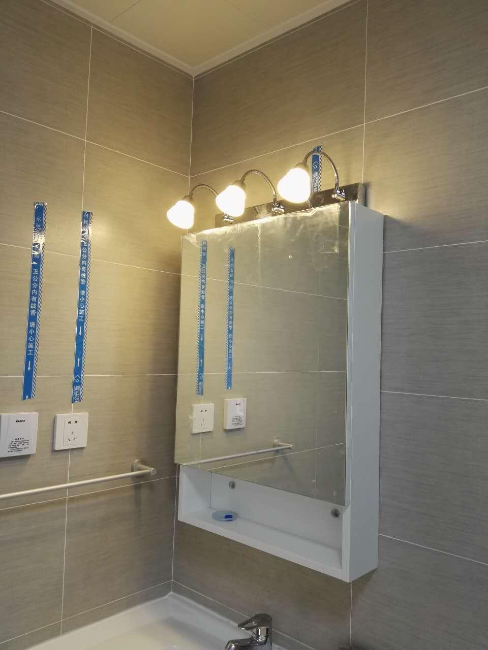 厕所装修流程步骤详解图