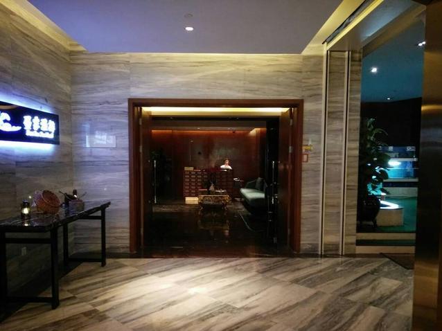 财富海湾大酒店疍家渔排海鲜餐厅