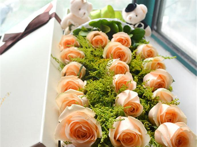 爱尚鲜花(花仙子花店)