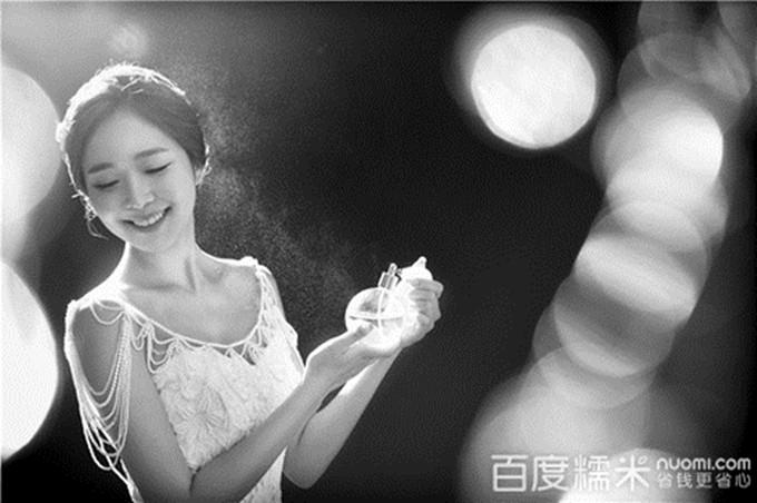 君尚赴韩旅拍高端婚纱摄影