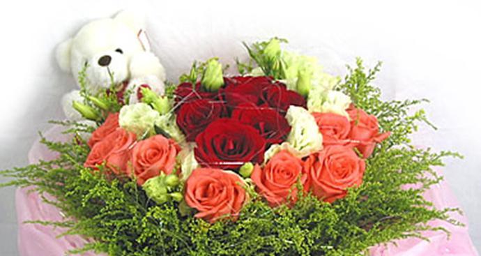 浪漫花都鲜花店