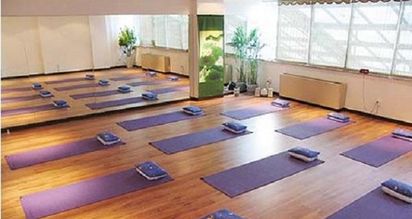清莲瑜伽馆
