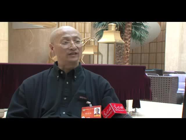 曾成钢:呼吁在北京建中国雕塑馆