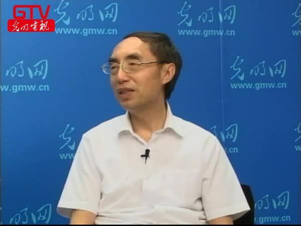 """郭小凌:博物馆数字化不能脱离""""文物为本"""""""