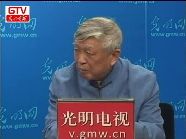 钱逊:弘扬中华文化,国学是基础