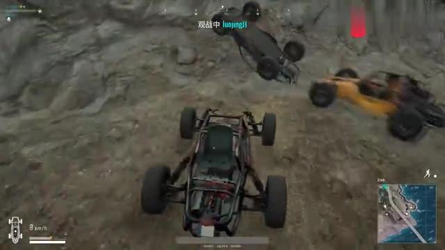 绝地求生:这游戏给你们玩成跑跑卡丁车,最后又玩英雄联盟?-