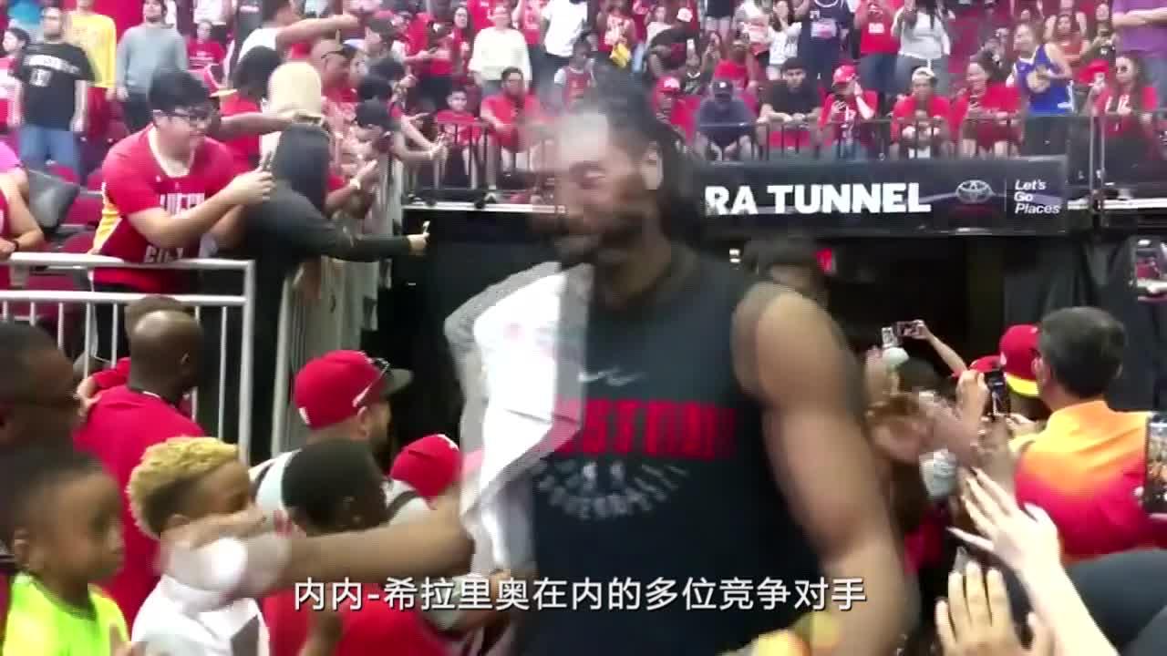 19欢乐BBking1018中国小将周琦征战NBA赛场