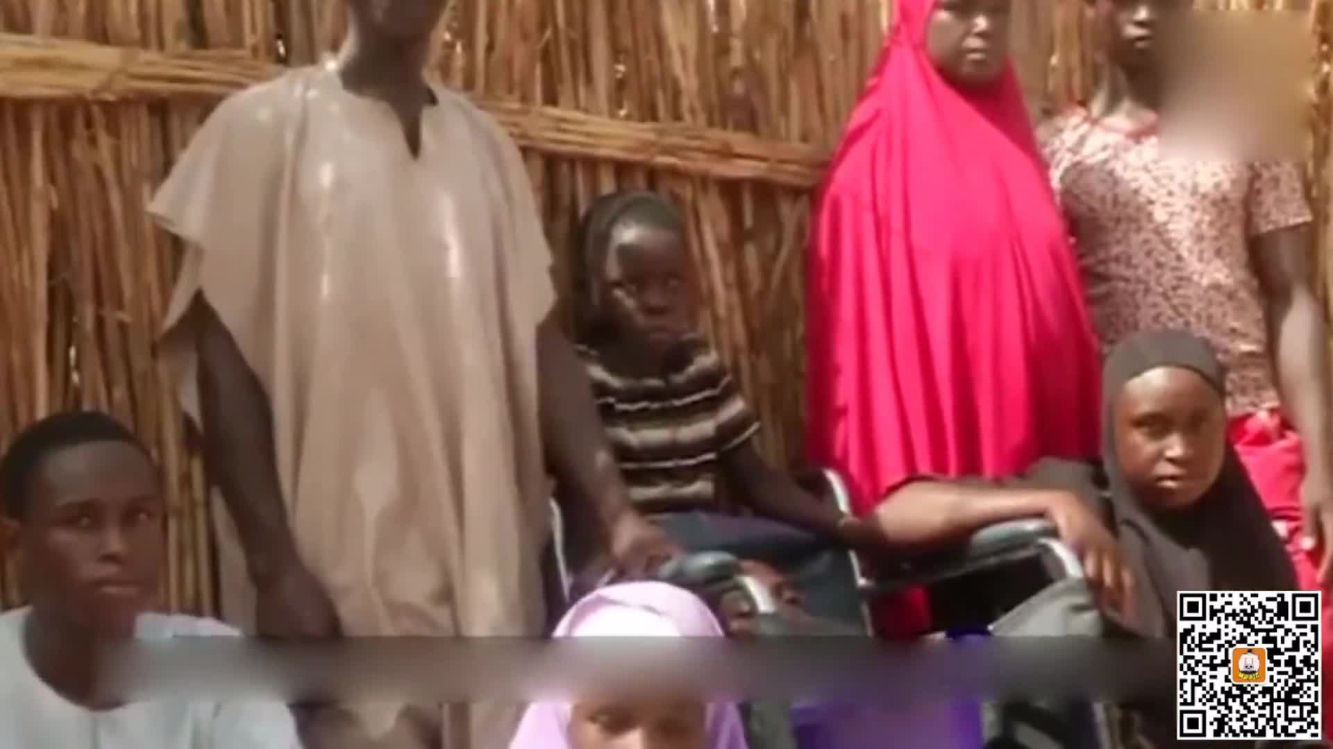 尼日利亚胶盆少女圣诞离世未能完心愿