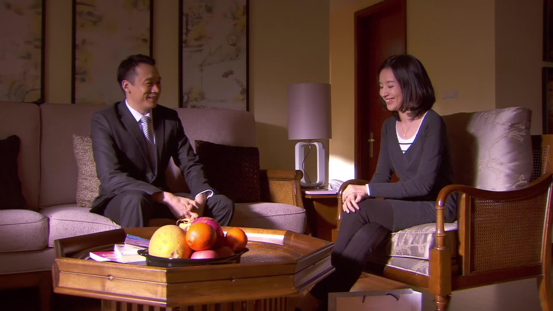 韩灵直接对刘元说,瘦了就比以前更帅了
