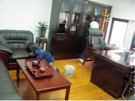 辦公室保潔