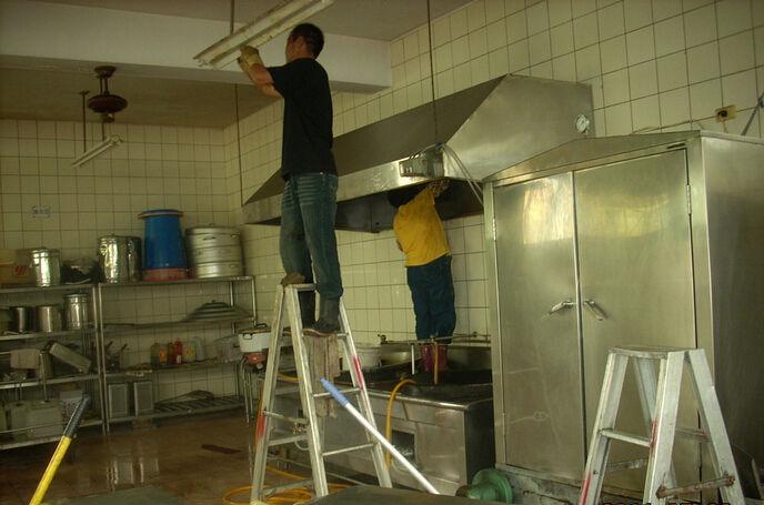 保定家庭保潔標準流程?