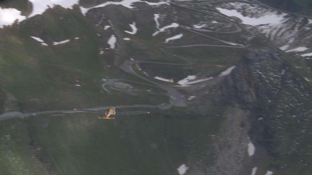 EOS,第一架双向飞越阿尔卑斯山的太阳能飞机