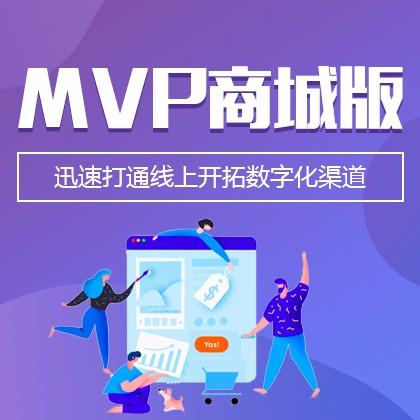 MVP全网营销型网站(商城版)图片