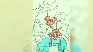 1小猴子捞月亮_18