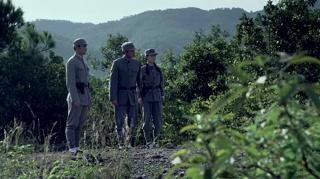 周卫国和刘远送志辉走开,终于可以离开虎头山了.mp41